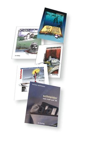 2A-Verlag Beispiele für Covergestaltung